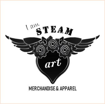 I Am STEAM Merch & Apparel