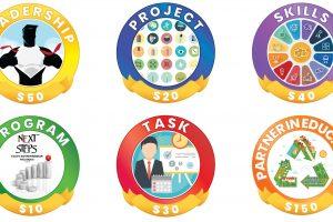 logo - digital badge categories